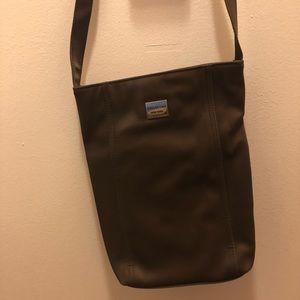 Dark Brown shoulder pouch
